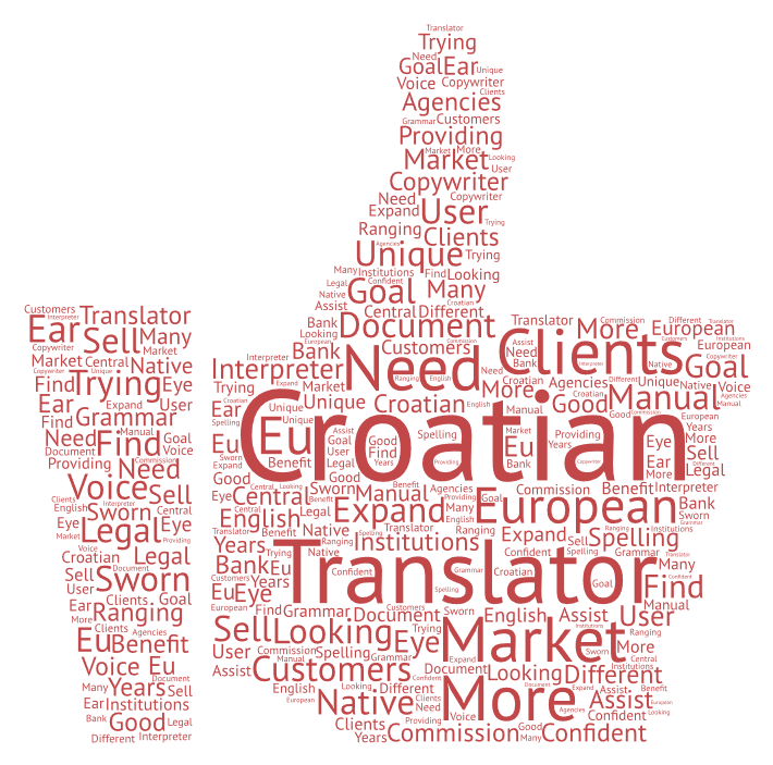 Prevoditelj Engleski Hrvatski Sudski Tumač Kvalitetno I